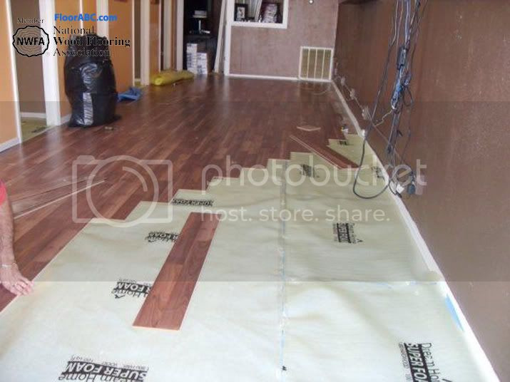 Installing Laminate FLooring New York