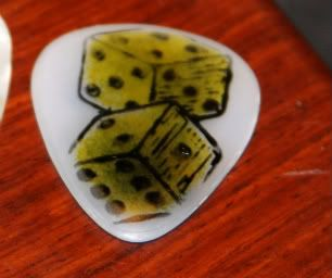 pick punch,stamped guitar picks,do it yourself,homemade,guitar,guitar picks