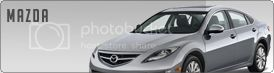 Mazda Chrome Accessories